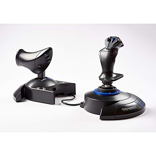 Thrustmaster T-FLIGHT HOTAS 4 US/CAN/LAT ACE COMBAT 7 EDITION (PS4, XBOX Series X/S, One, PC)
