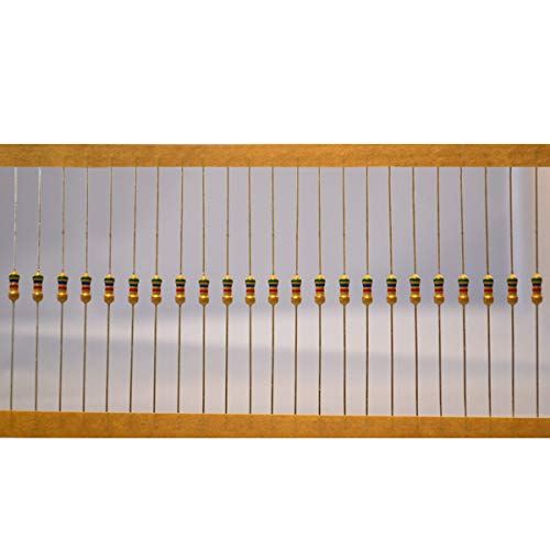Widerstand 150 Ohm, 30 Stück, Kohleschicht 0.25W 5% Widerstände Resistor