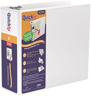 quick fit binders