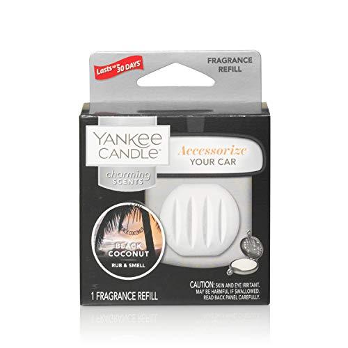 YANKEE CANDLE 5038581044453 Coconut Refill Charming Profumatore per Auto, Multicolore, Unica