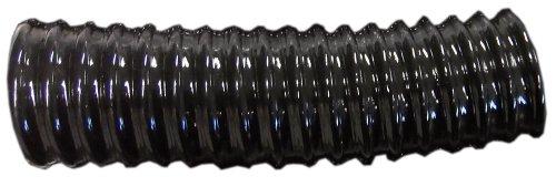 Tricoflex 01111996 vijverslang, zware PVC zwart 40 mm binnen 25 m rol