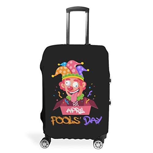Viajes de abril y ronrentag maleta, protección personalizada, 4 tamaños, muchos maletines, blanco (Blanco) - Mentmate Store-XLXT