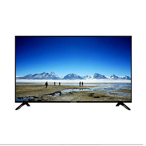 32 lcd tvs Household Products 32-inch LCD TV, Flat Large Screen Smart WiFi Network TV, LED Full HD 4KHDR Smart TV (Ultra-Thin Streamlined Design)