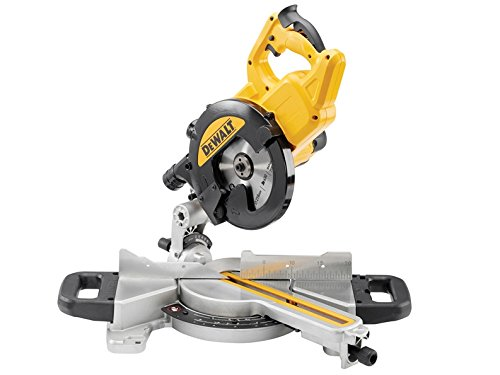 Dewalt Dws774 216mm Xps Slide Mitre Saw 110 Volt Dws774-lx by DEWALT