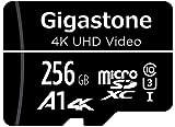 [付属品]SDアダプターとミニケース付き。 フルHDの撮影や再生に最適なマイクロSDカード。4K Ultra HDビデオ撮影対応。読み取り/書き込みが最大100/60 MB/s。 ノートパソコン, タブレット, PC, スマートフォン, カメラ, カードリーダー, アクションカメラなど幅広いデバイスに対応。 防水, 耐衝撃性, 耐低温/耐低温, 耐磁, 耐X線などの機能搭載であらゆる環境下に耐えられます。 [保証]]安心の5年間メーカー保証付き。Gigastoneは世界各国に製品を販売するグロー...