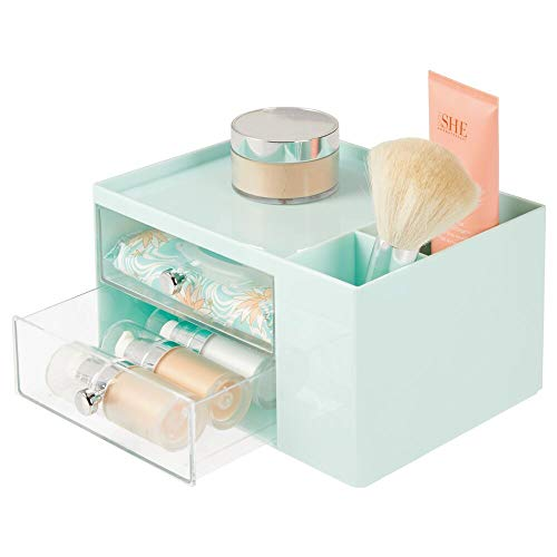 MDesign Cajonera baño – Práctico organizador cosméticos