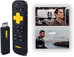 NOW Smart Stick con i primi 3 mesi a scelta fra Cinema oppure Entertainment| Chiavetta streaming | TV