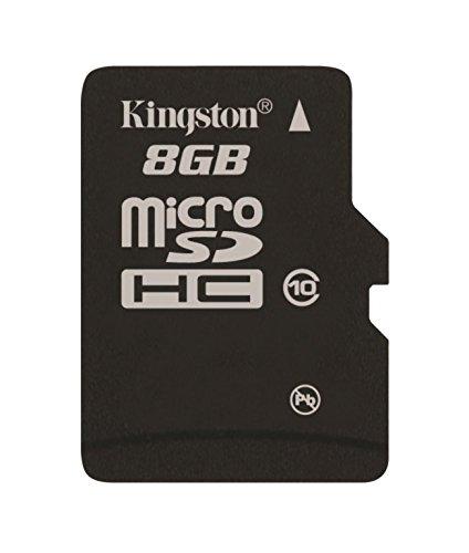 Kingston Industrial Temperature Micro SDHC UHS-I 8GB Class 10 Speicherkarte (nur karte)