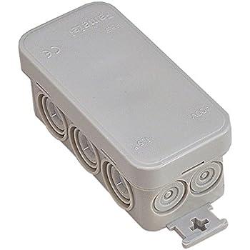 FAMATEL 3050 - Caja mini estanca 90x43: Amazon.es: Bricolaje y herramientas