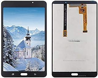 ODIN - لوحات ولوحات LCD للأجهزة اللوحية - لجهاز Galaxy Tab A 7.0 2016 SM-T280 T280 LCD ومحول رقمي لوحة اللمس (أسود)