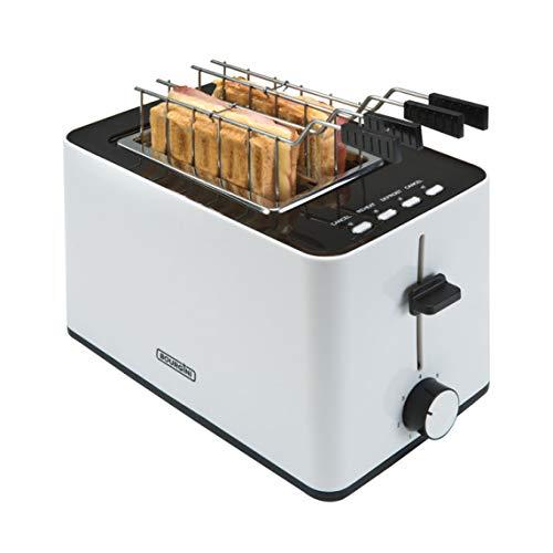 Bourgini Tosti Toaster - Toaster – Weiß