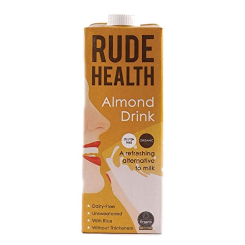 Rude Health Foods   Almond Drink - Organic   1 x 1l