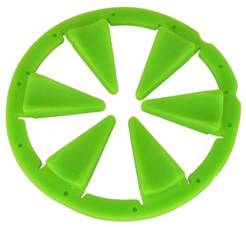 Exalt Dye Rotor Paintball Loader FeedGate - Lime Green