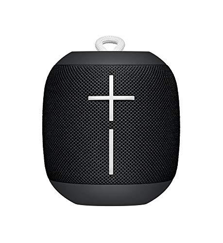 Ultimate Ears Wonderboom Altoparlante Wireless Bluetooth, Resistente agli Urti e Impermeabile con Connessione Doppia, Singolo, Phantom Exclusive