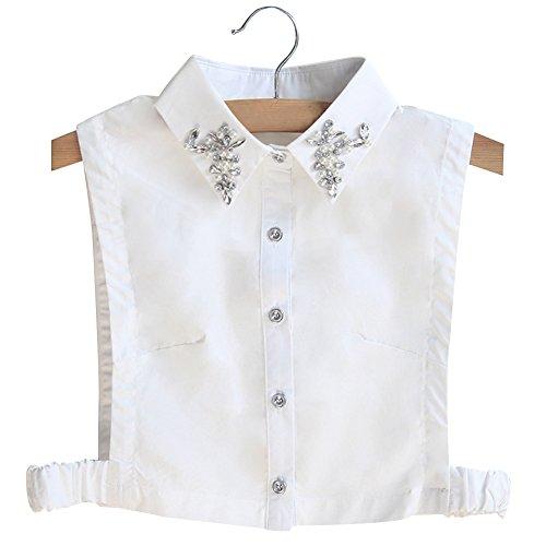 BeToper - American Football-T-Shirts für Mädchen in Weiß, Größe Freie Größe