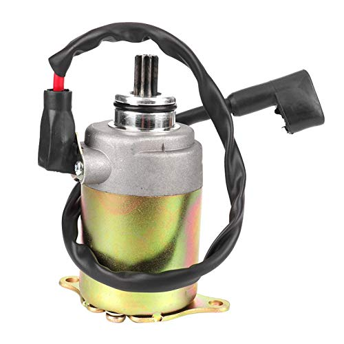 Motor de arranque Accesorios de motor de scooter Conjunto de motor de alta calidad para piezas de automóvil para scooter ATV-karting