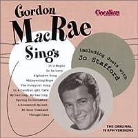 Sings by Gordon Macrae