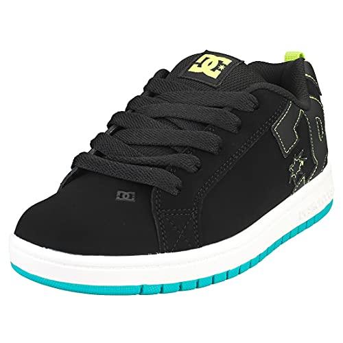 DC Shoes Court Graffik Ninos Zapatillas Patin - 39 EU