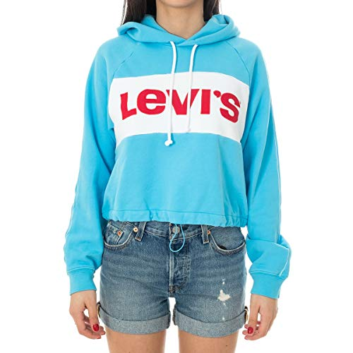 Levi`s dames hoodie CB Cinched 69652