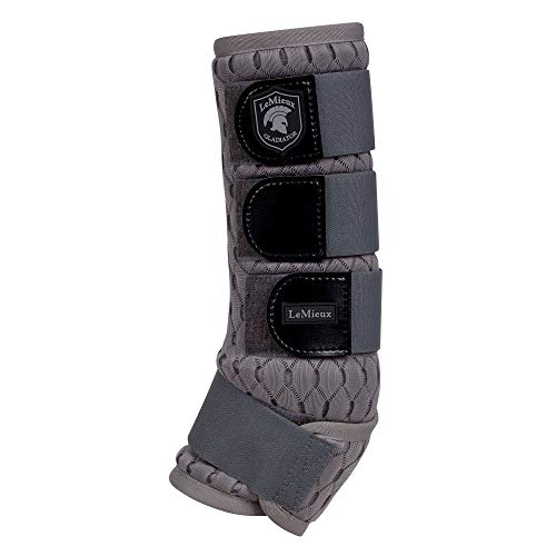 LeMieux Gladiator Mesh Fly Boots - Size L