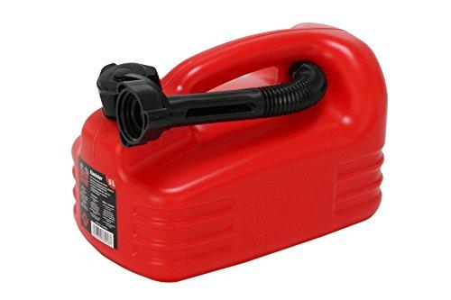 Kraftstoff-Kanister 5 L. Reservekanister Benzin Kanister Kraftstoffkanister