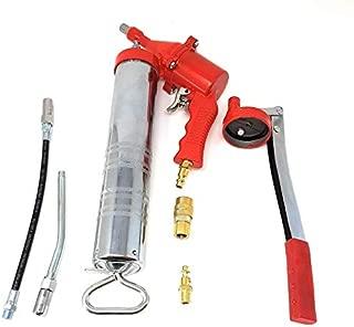 Qiilu graisseur,Huile de lubrification /à haute pression transparente 250cc peut le pistolet /à graisse manuel