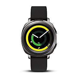 Best iOS Compatible Smartwatches for iPhone Users - Samsung Gear Sport Smartwatch