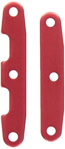 Traxxas 6823R Red-Anodized Aluminum Bulkhead Tie Bars (F&R)