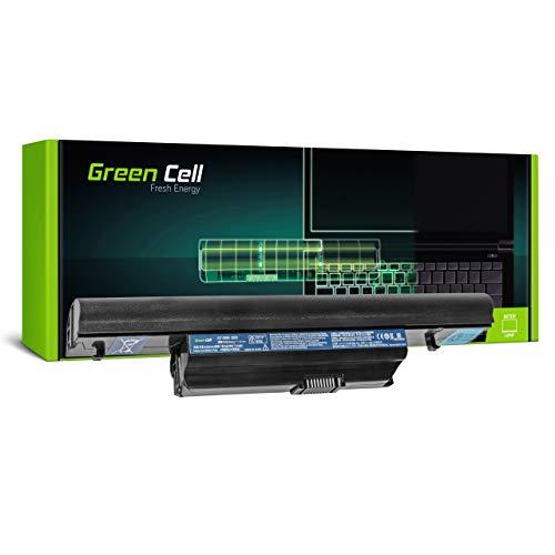 Green Cell Battery for Acer Aspire 5745PG-484G64MIKS 5745PG-5464G32MNKS 5745PG-5464G50BNKS 5745PG-5978 5745PG-6420 5745PG-6726 5745Z 5745Z-4326 5820 Laptop (4400mAh 11.1V Black)