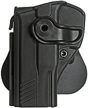 Black Imi-z1200l - Retention Roto Holster for Taurus 24/7 G2 Pistols - Left Handed