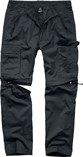 Brandit All Terrain Combi Trouser Männer Cargohose schwarz XL 100% Baumwolle Basics, Festival