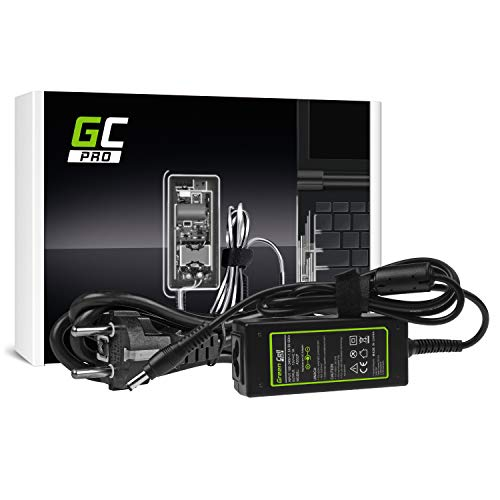 GC Pro Cargador para Portátil MSI Wind U90 U100 U110 U120 U130 U135 U270 Ordenador Adaptador de Corriente (19V 2.1A 40W)