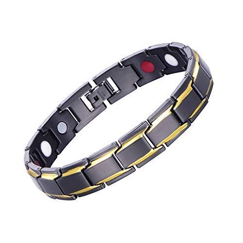 WESEEDOO Magnetarmband Herren Magnet Armband Gewichtsverlust Armreif Gesundheitswesen Reduzieren Gewicht Trend Schmuck Armband Abnehmen Produkt