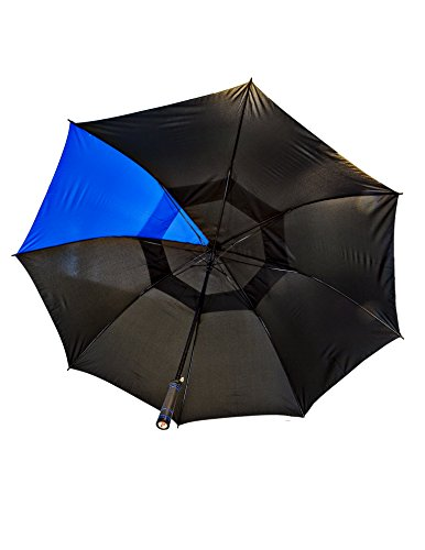 JEF World of Golf 572BB 72' All Sport Protection Umbrella