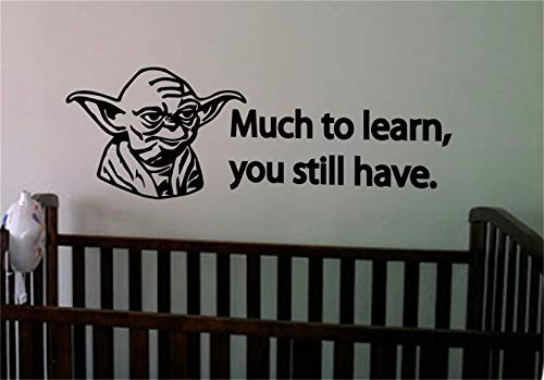 stickers muraux enfants toise much to learn you still have for nursery kids room bedroom
