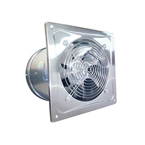Release Extractor de baño, Ventilador Extractor de Cocina Circular de 6/8 Pulgadas, Ventilador de Pared de Ventana de baño/Cocina/Sala de Estar de Alta Velocidad (Size : 8 Inches)