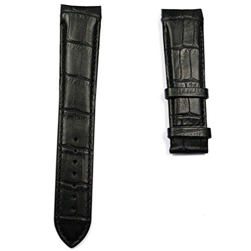 Correa Piel Negra XL Tissot Couturier cronógrafo Cuarzo Talla T610028583