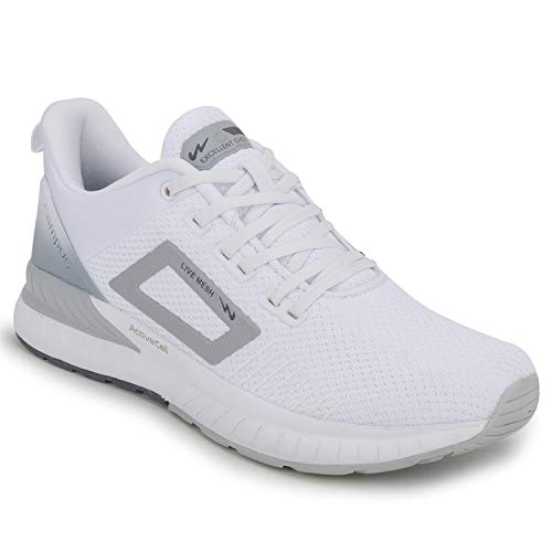 Campus Men's EVOK WHT Running Shoes