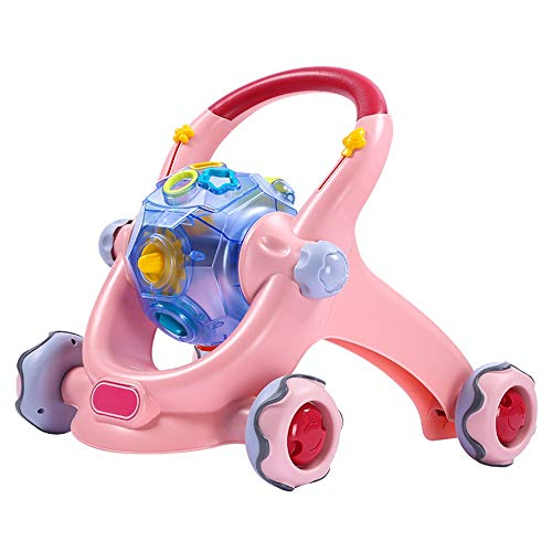 Purchase Baby First Steps Activity Walker Interactive Baby Activity Walker Puzzle Toy Car Rollover P...