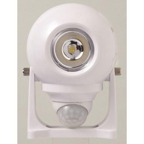 大進(ダイシン) DAISHIN 乾電池センサーライト 白 DLB-NH200(W)