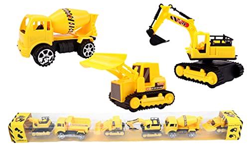 Vehículos de construcción, 026341, Amarillo
