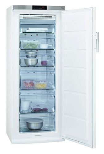 AEG ARCTIS A72010GNW0 Gefrierschrank / A++ / 154 cm Höhe / 203 kWh/Jahr / 0 L Kühlteil / 181 L Gefrierteil / No Frost / flexible Glasablagen / weiß