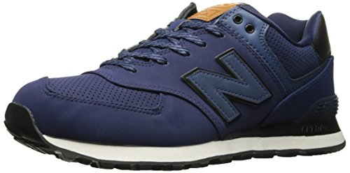 New Balance, Herren Sneaker, Blau (Navy), 40.5 EU (7 UK)