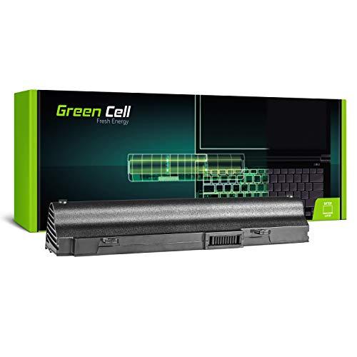 Green Cell® Extended Serie A32-1015 Batería para ASUS EEE PC 1015 1015BX 1015P 1015PN 1215 1215B 1215N 1011PX 1016 VX6 Ordenador (9 Celdas 6600mAh 10.8V Negro)