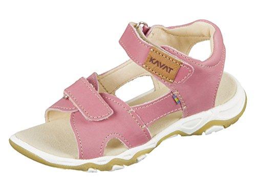 Kavat Nyby, Sandales de Sport Fille, Rose (Pink 979), 35 EU