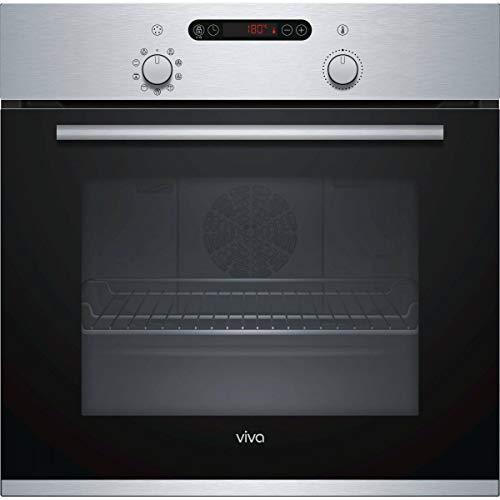 VIVA VH1MG0750 Einbauherd Pyrolyse Edelstahl