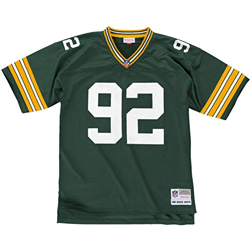 Mitchell & Ness NFL Legacy Jersey - Green Bay Packers 1996 Reggie White - XL