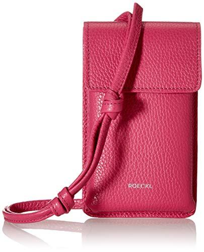 Roeckl Damen Sina Mini Handytasche, pink, ONE Size