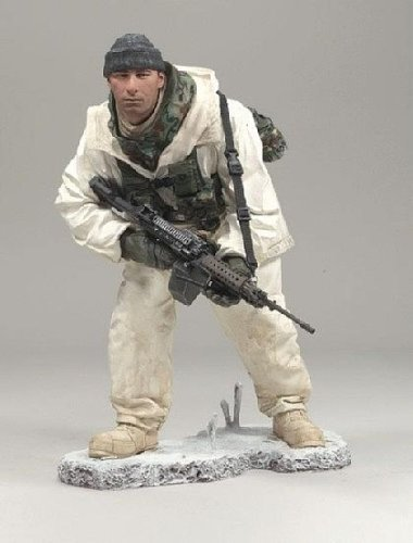 McFarlane Military Series 7 6' Figure:Army Ranger Arctic Ops