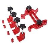 Doppio Albero a Camme,MoreChioce Universale Supporto per Blocco Albero a Camme Auto Parti di Riparazione Motore Timing Tool Kit